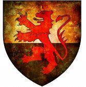 Poitou Charentes Coat Of Arms