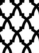 Seamless arab pattern