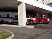Bahía de ambulancia