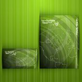 Green Flyer Design - Nature
