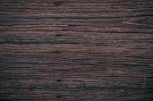 Old Wood Background Texture. Retro Wooden Table. Empty Plank Wooden Wall Texture Background. poster