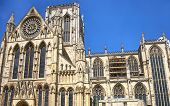 York Minster in York, England.