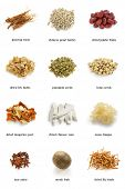 image of monk fruit  - chinese herbal medicine - JPG