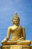 Buda dourada