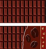 Vector Chokolate Bar