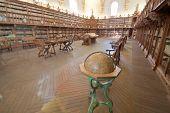 Library - University Of Salamanca