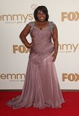 LOS ANGELES - AUG 11:  AMBER RILEY arriving to Emmy Awards 2011  on August 11, 2012 in Los Angeles, CA