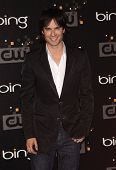 LOS ANGELES - AUG 10:  IAN SOMERHALDER arriving to CW Premiere Party  on August 10, 2011 in Burbank,