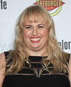 LOS ANGELES - 23 de ago: Rebel Wilson