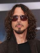 LOS ANGELES - APR 11:  Chris Cornell