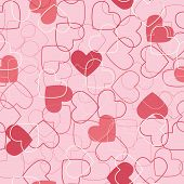 Hearts Seamless