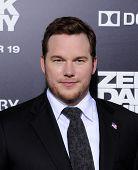 LOS ANGELES - DEC 19:  Chris Pratt arrives to