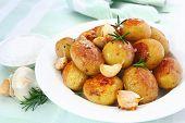 Roasted Garlic Potatoes