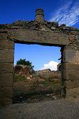 Ruin Door