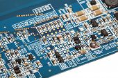 Laptop Motherboard met Details