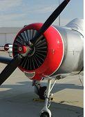Постер, плакат: Aircraft Engine