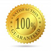 Gold Badge Satisfaction Guarantee