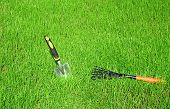Garden tools for lawn care