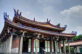 Taipei Confucius Temple , Taipei , Taiwan