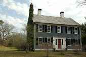 Historical New England Home