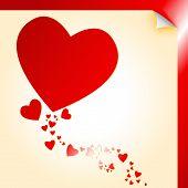 Heart Shape Decal