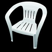 Chair Made ??of Plastic