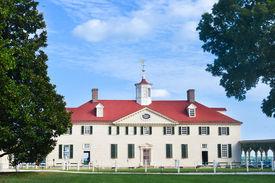 foto of slave-house  - Mount Vernon - JPG