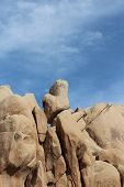 Joshua Tree National Park Rock Formations