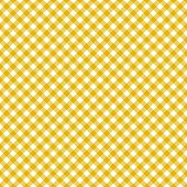 Table Cloth Pattern Yellow
