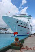 Cruise Ships In Nassau Port