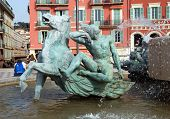 Nice - Part Of Fountain Of Soleil