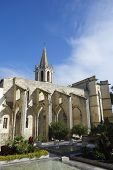 Protestant church of Saint Martial in Avignon