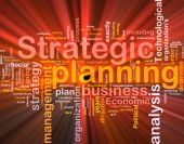 Strategische Planning Word Cloud Box-pakket
