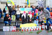 Demonstration Ukraine Revolution
