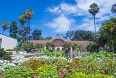 The Botanical Building In San Diego's Balboa Park