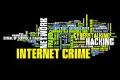 image of malware  - Internet crime  - JPG