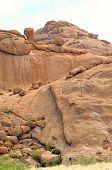 Bushman's Paradise At Spitzkoppe, Namibia