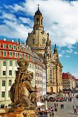 beautiful elegant Dresden