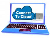 Connect To Cloud Memory Means Online File Storage