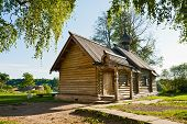 The Church In Old Ladoga