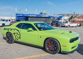 2015 Challenger Hellcat At The Woodward Dream Cruise