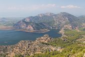 picture of dalyan  - Dalyan Town in Aegean Coast of Turkey - JPG
