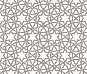 picture of arabian  - Seamless pattern in islamic style - JPG