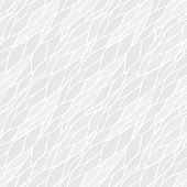 Seamless pattern with hand drawn abstract ornament