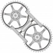 Tool Locking Gears