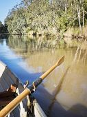 Rowing Yarra River Melbourne