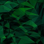 Polygonal Geometric Background For Website Design, Background For Cell Phone, And Other Purposes
