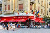 Mc Donalds, Timisoara, Romania