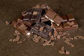 Chocolate Pieces - 03