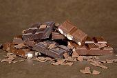 Chocolate Pieces - 04